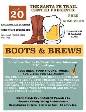 Boots and Brews 2