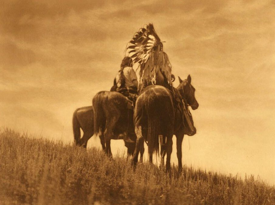 cheyenne warriors